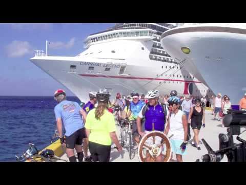 Biking Cruise of the Western Caribbean