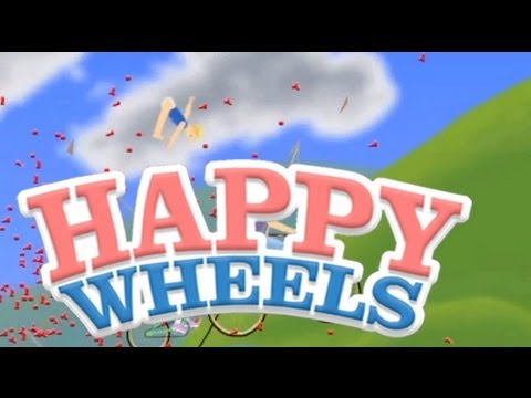 Happy Wheels #4 - MY BABY!!!