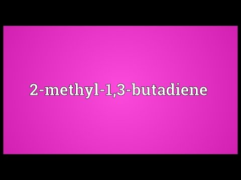 Header of 2-Methyl-1,3-Butadiene