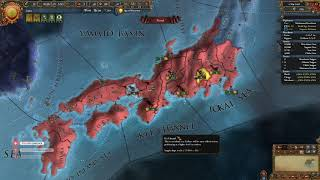 Japan EU4 - Let's (learn how to) Play - 12
