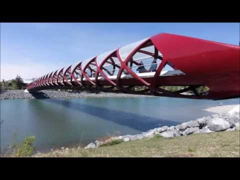 Bow River, Calgary, AB: Time Lapse photography