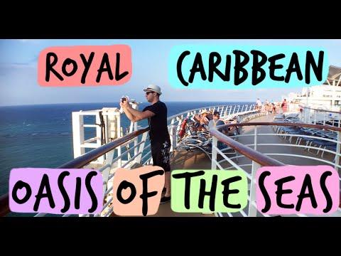 TRAVEL DIARY | ROYAL CARIBBEAN OASIS OF THE SEAS CRUISE VACATION! | ARIANNA MAST