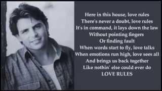 Watch Rhett Akins Love Rules video