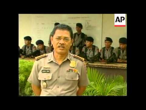 INDONESIA: ACEH: SECURITY FORCES