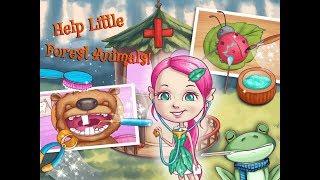 Một con vịt xòe ra hai cái cánh ♫♫♫ Nhạc thiếu nhi sôi động và game Fairy Sisters 2 hay cho bé yêu.