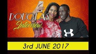 DOUGLAS LWANGA ON CELEB SELECT. BEBE COOL HELPED ME SECURE MY NTV GIG  [ 3RD JUNE 2017 ]