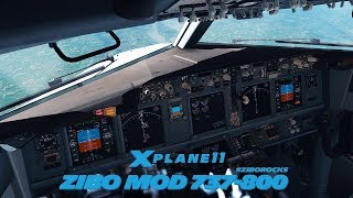 [X-Plane 11] Ламповый полёт за Райанэйр (EIDW - EGKK) + Инфа по Энвиро