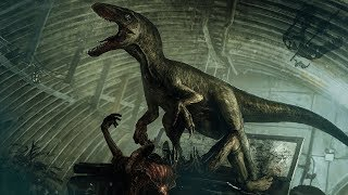 The Isle - Playing as the HYPO SPINO, HYPERENDOCRIN, SPINO