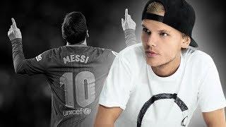 Lionel Messi The Nights Avicii Tribute