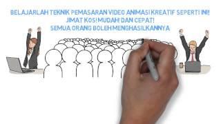 Video Animasi Pemasaran