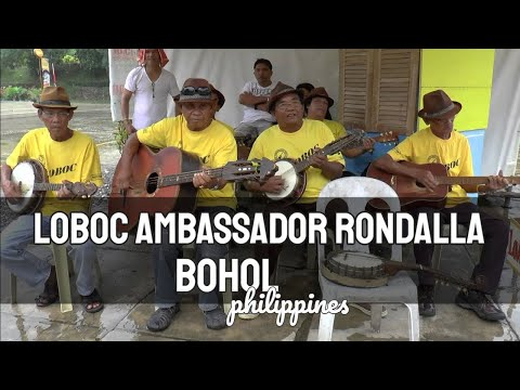 Loboc Ambassador Rondalla - Bohol, Philippines