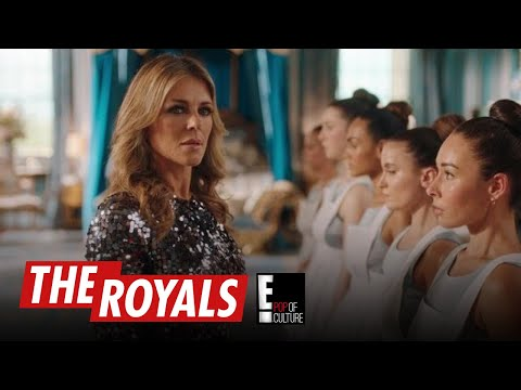 The Royals | Queen Helena Accuses the Staff of Stealing From Her | E!