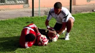 Morocco Sports Academy : 1er SPECIFIQUE GARDIENS (GK).