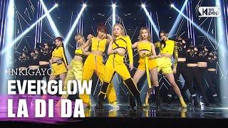 Download Lagu EVERGLOW에버글로우 - LA DI DA @인기가요 inkigayo 20201018 MP3