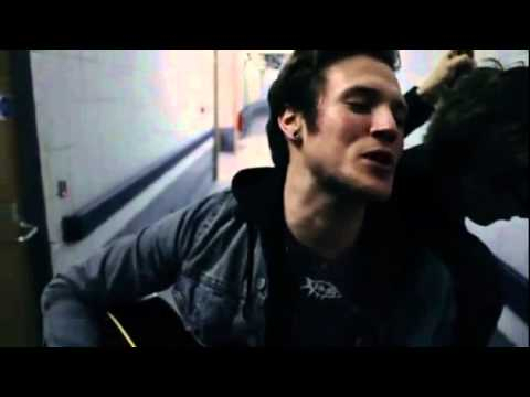 McFly   Dougie Poynter  Tom Fletcher   Transylvania Acoustic