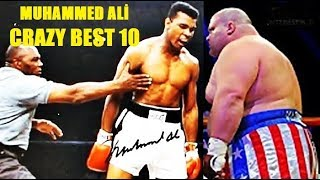 Efsane Muhammed Ali En İyi 10 Nakavtı.! The Best legend Top 10 Knockout