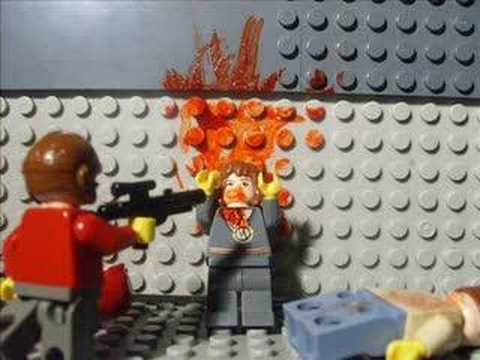 Lego Jail Break