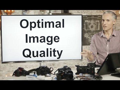 Optimal Image Quality: The Most Important Sensor Score