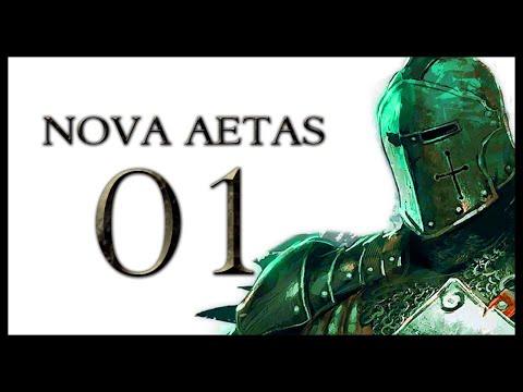Nova Aetas 5.0 Gameplay Walkthrough Part 1 (Let's Play Warband Mod)