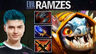 EG.RAMZES SLARK WITH AGHANIMS SCEPTER - DOTA 2 7.26 GAMEPLAY