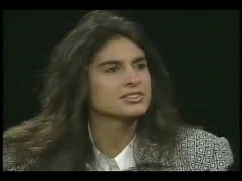 Gabriela Sabatini interview 1996 (1)