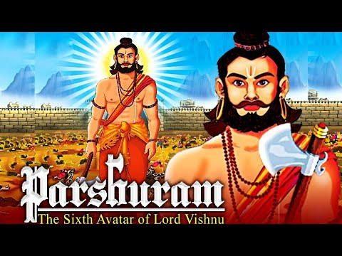 Parshurama: The 6th Avathar Of Lord Vishnu - Animated Hindi Story For Kids video