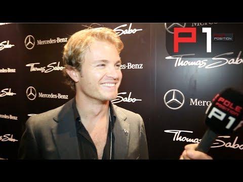 Nico Rosberg - boobs or bums?