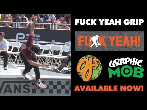 "Epic'ly Trife x OJ Wheels ""Fu*k Yeah"" Graphic MOB"