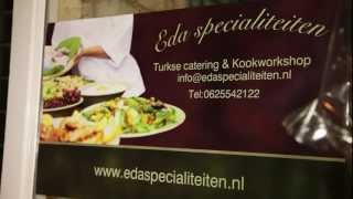 Turkse Catering Eda Specialiteiten Video 3