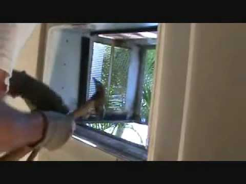 Removing A Wall Mount Air Conditioner How To Remove The