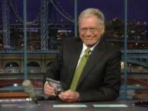 Snoop Dogg Interview On David Letterman [3-11-08]