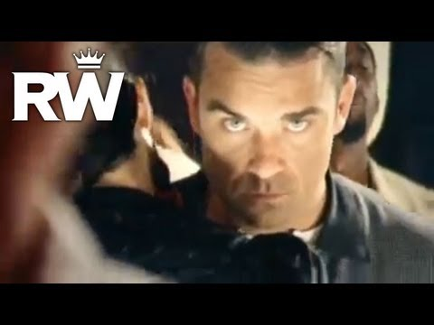 Robbie Williams - In And Out Of Consciousness - TV Advert