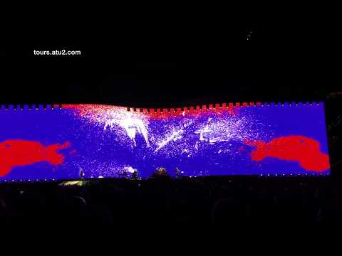 U2 - Youre The Best Thing About Me tour debut - In MP3...