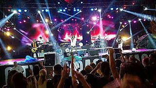 Thievery Corporation - Letter To The Editor (Live @ Arsenal Fest Kragujevac, June 23 2017) HD