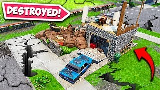 *NEW* PLEASANT PARK IS GETTING DESTROYED!! - Fortnite Funny Fails! #590