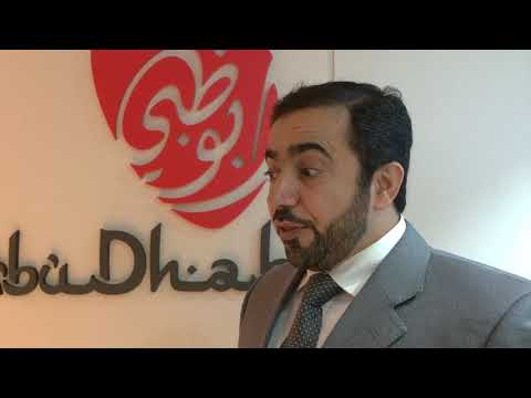 Mubarak Rashed Al Nuaimi, director of promotions, Department of Culture & Tourism, Abu Dhabi