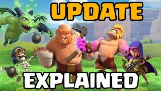 NEW UPDATE EXPLAINED - Builder Base Tips   Clash of Clans