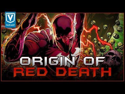 Origin Of Red Death! (Evil Batman Speedster)