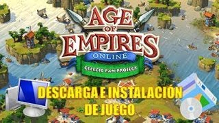 Descargar e instalar Age Of Empires Online project celeste *GRATIS*