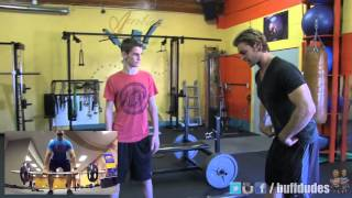 Teen Beginners Bodybuilding 5x5 Strength Program