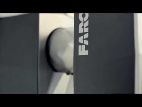 Introducing the FARO Focus3D Laser Scanner