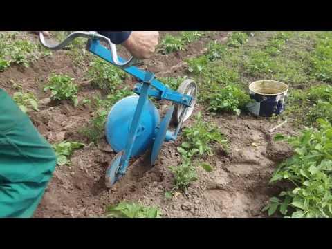 Бороздорез для картошки