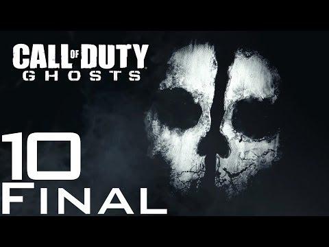 Прохождение Call of Duty: Ghosts на Русском [PC] - Часть 10 (Убийца призраков) ФИНАЛ