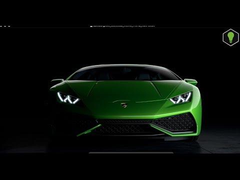 Преемником Gallardo стал суперкар Lamborghini Huracan LP610-4