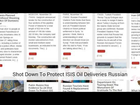 When The Narrative Breaks And Other Headlines From Russia News Feed