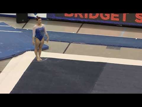 Florida Gymnastics vs. Georgia: Bridget Sloan Floor 10.0