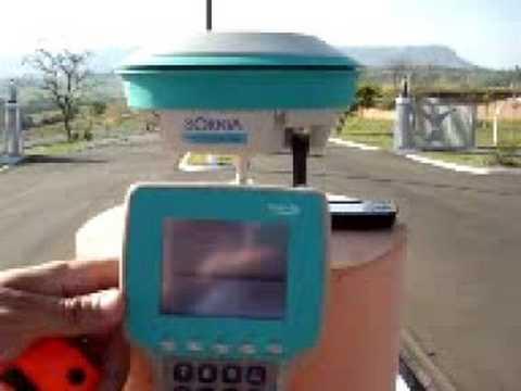SOKKIA GSR2700ISX - RTK GSM