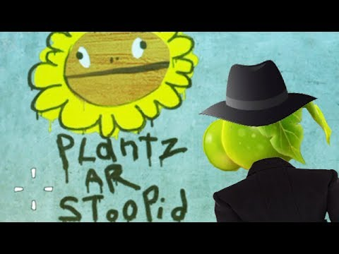 Plants vs. Zombies: Garden Warfare - Plantz are Stoopid (Under Cover Ops)