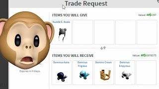 TROLLED BY THE RICHEST PLAYER IN ROBLOX!!