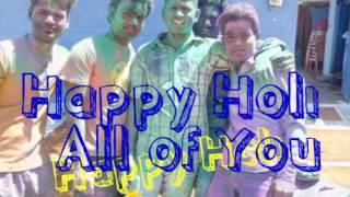 Holi Special my video Holi 2016 (R.K.)
